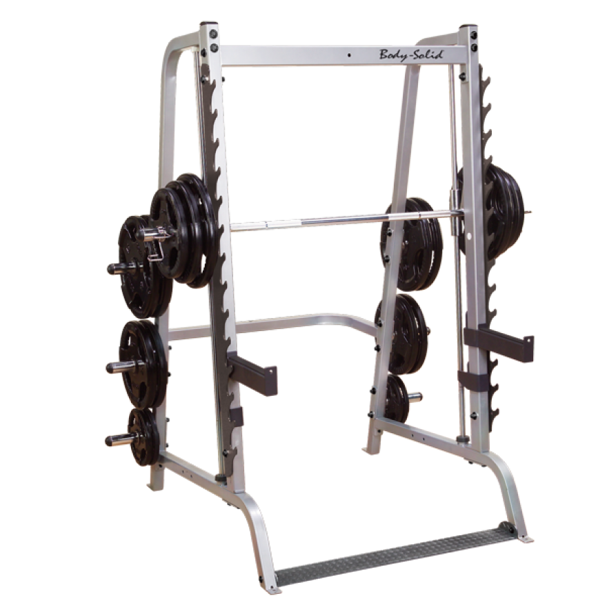 Body-Solid Series 7 Smith Machine, Multipresse GS-348