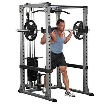 Body-Solid Monster Power-Rack GPR-378