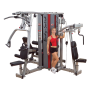Body-Solid Pro Dual Mehrstationen-Turm
