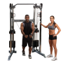 Body-Solid Functional Training Center / Multi-Kabelzug GDCC-210