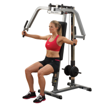Body-Solid Butterfly, Brustmuskeltrainer, Pec Machine GPM-65